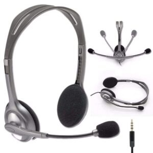 Headphone Kabel Low-Price untuk WFH