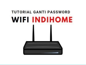 tutorial ganti password wifi indihome